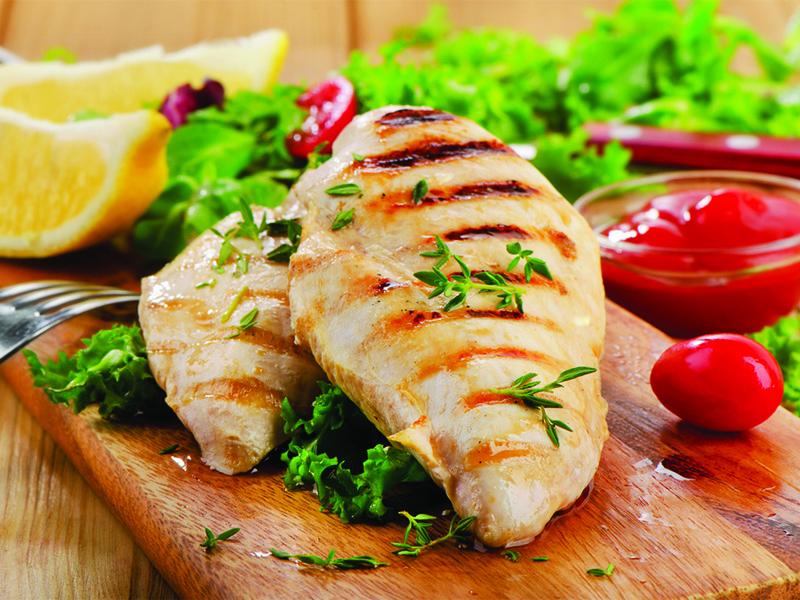 Foster Farms Sriracha Chicken Breasts 6 7 Lb Case Hd