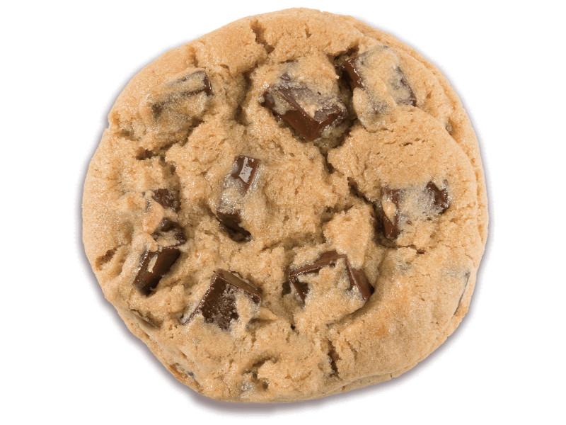 Otis Spunkmeyer Chocolate Chunk Cookie Dough 6 Lb Box Each
