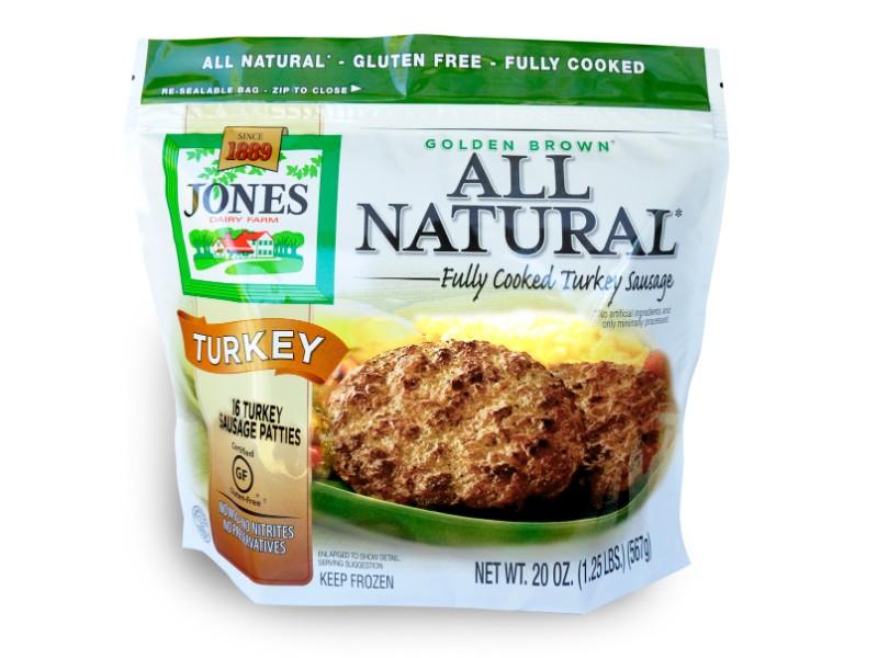 recipe: jones turkey sausage nutritional information [34]